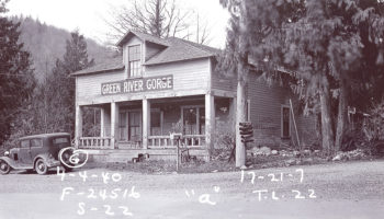 Green River Gorge History
